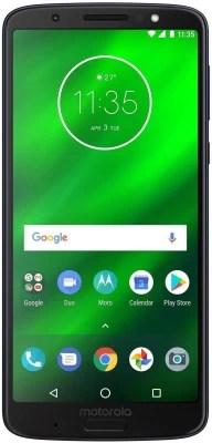 G6 Plus (Black, 64 GB)(6 GB RAM)