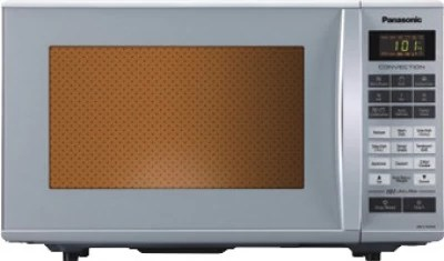 Panasonic 27 L Convection Microwave Oven(NN-CT651M, Silver)