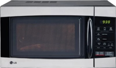 LG 20 L Grill Microwave Oven(MH2045HB, White and Black)