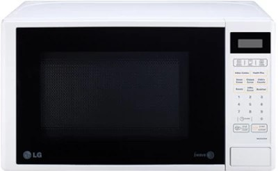 LG 20 L Grill Microwave Oven(MH2043DW, White)