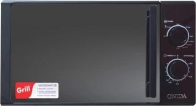 Onida 20 L Grill Microwave Oven(MO20GMP12B, Black)