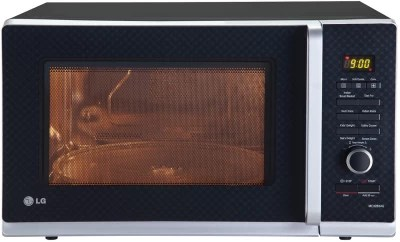 LG 32 L Convection Microwave Oven(MC3283AG, Black)