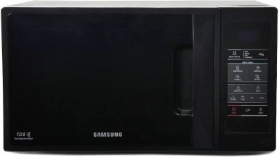 Samsung 20 L Solo Microwave Oven(MW73AD-B/XTL, Black)