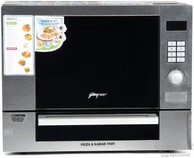Godrej 25 L Grill Microwave Oven(GME 25GP1 MKM, Mirror)