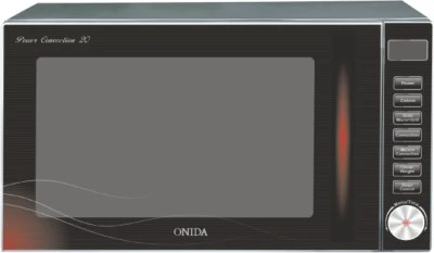 Onida 20 L Convection Microwave Oven(MO20CJP27B, Reddish Black)