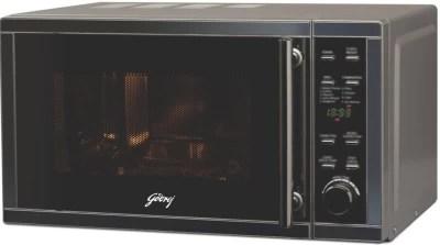 Godrej 20 L Convection Microwave Oven(GMX 20CA3 MKZ, Mirror)