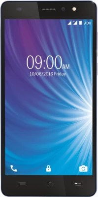 Lava X50 4G (Blue Silver, 8 GB)(2 GB RAM)