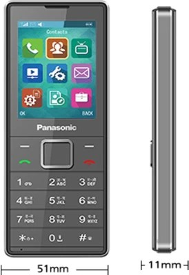 Panasonic GD 22 Grey(Grey)
