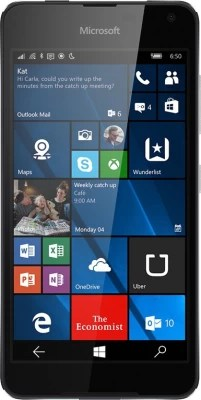 Microsoft Lumia 650 (Black Dark Silver, 16 GB)(1 GB RAM)