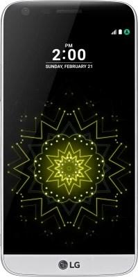 LG G5 (Silver, 32 GB)(4 GB RAM)