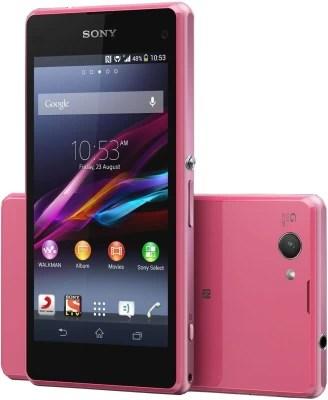 Sony Xperia Z1 Compact (Pink, 16 GB)(2 GB RAM)