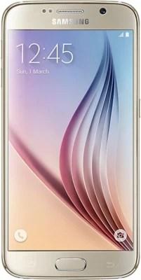 Samsung Galaxy S6 (Gold Platinum, 32 GB)(3 GB RAM)
