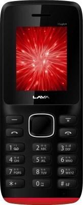 Lava Arc Magic+(Black & Red)
