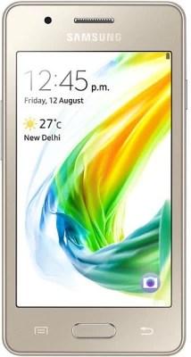 Samsung Z2 (Gold, 8 GB)(1 GB RAM)