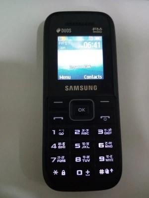 Samsung Sm-B110E/D(Black)