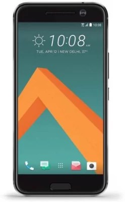 HTC 10 Single Sim (Carbon Gray, 32 GB)(4 GB RAM)