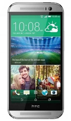 HTC One (M8 Eye) (Silver, 16 GB)(2 GB RAM)
