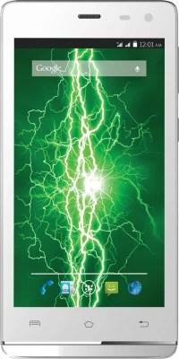 Lava Iris Fuel 50 With Flip Cover (White, 8 GB)(1 GB RAM)