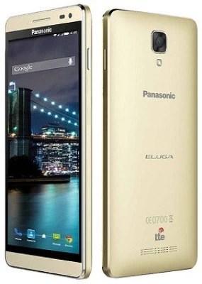 Panasonic eluga (metalic grey, 1 GB)(1 GB RAM)