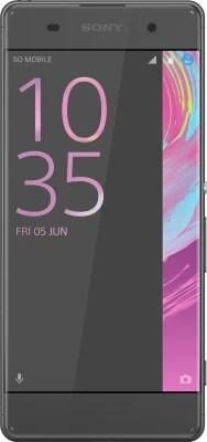 Sony Xperia XA Dual (Graphite Black, 16 GB)(2 GB RAM)