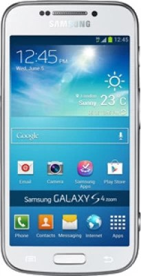 Samsung Galaxy S4 Zoom (White, 8 GB)(1.5 GB RAM)