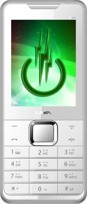 Lava KKT Uno+(White & Silver)