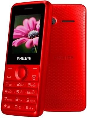 Philips E103(Red)