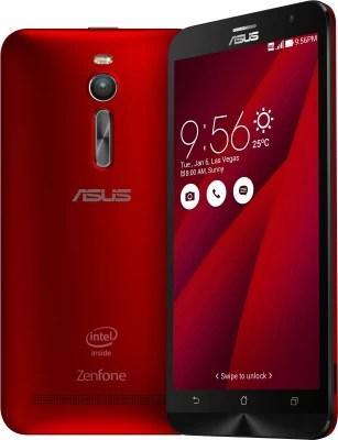 Asus Zenfone 2 ZE550ML (Red, 16 GB)(2 GB RAM)