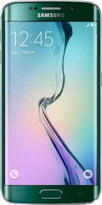 Samsung Galaxy S6 Edge (Green Emerald, 32 GB)(3 GB RAM)