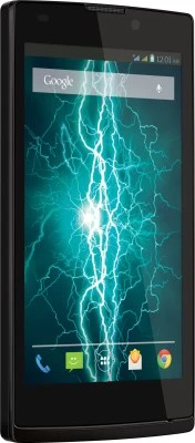 Lava Iris Fuel 60 (Black, 8 GB)(1 GB RAM)