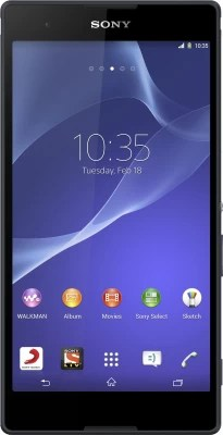 Sony Xperia T2 Ultra Dual (Black, 8 GB)(1 GB RAM)