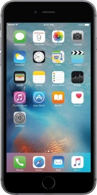 Apple iPhone 6s Plus (Space Grey, 128 GB)