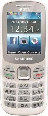 Samsung Metro B312E Dual Sim - White(White)