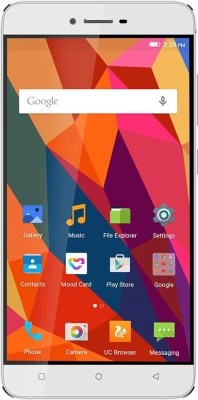 Gionee S6 (Silver, 32 GB)(3 GB RAM)
