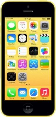 Apple iPhone 5C (Yellow, 8 GB)