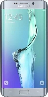 Samsung Galaxy S6 Edge+ (Silver Titanium, 32 GB)(4 GB RAM)