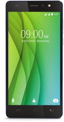 Lava X50 Plus (Blue and Silver, 32 GB)(2 GB RAM)
