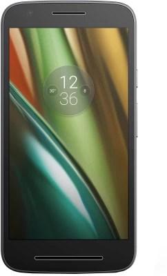 Moto E3 Power (Black, 16 GB)(2 GB RAM)