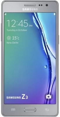 Samsung Tizen Z3 (Silver, 8 GB)(1 GB RAM)