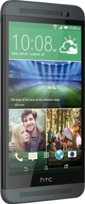 HTC One E8 Dual Sim (Dark Grey, 16 GB)(2 GB RAM)