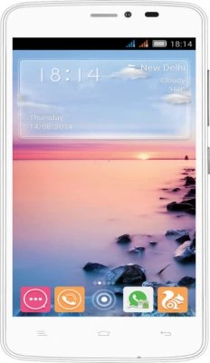 Gionee Ctrl V4S (White, 8 GB)(1 GB RAM)