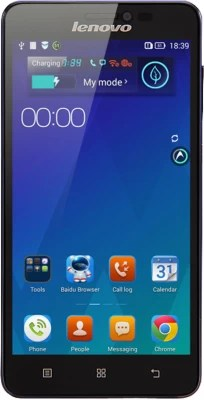 Lenovo S850 (Dark Blue, 16 GB)(1 GB RAM)