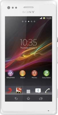 Sony Xperia M (White, 4 GB)(1 GB RAM)