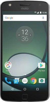 Moto Z Play with Style Mod (Black, 32 GB)(3 GB RAM)