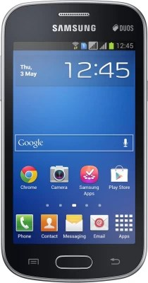 Samsung Galaxy Trend (Midnight Black, 4 GB)(512 MB RAM)