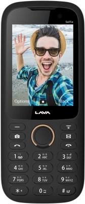Lava ARC Selfie(Black and Gold)