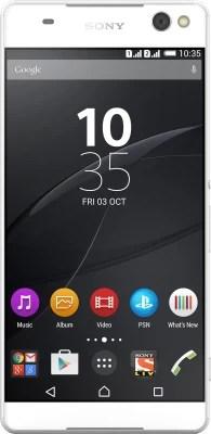 Sony Xperia C5 Ultra Dual (White, 16 GB)(2 GB RAM)