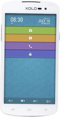 Xolo Omega 5.0 (White, 8 GB)(1 GB RAM)