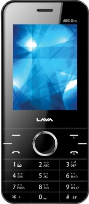 Lava ARC One(Black)