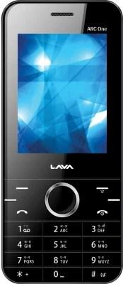 Lava ARC One(Black)